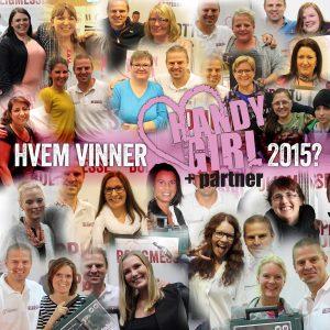 Hvem vinner Handy Girl + partner 2015?